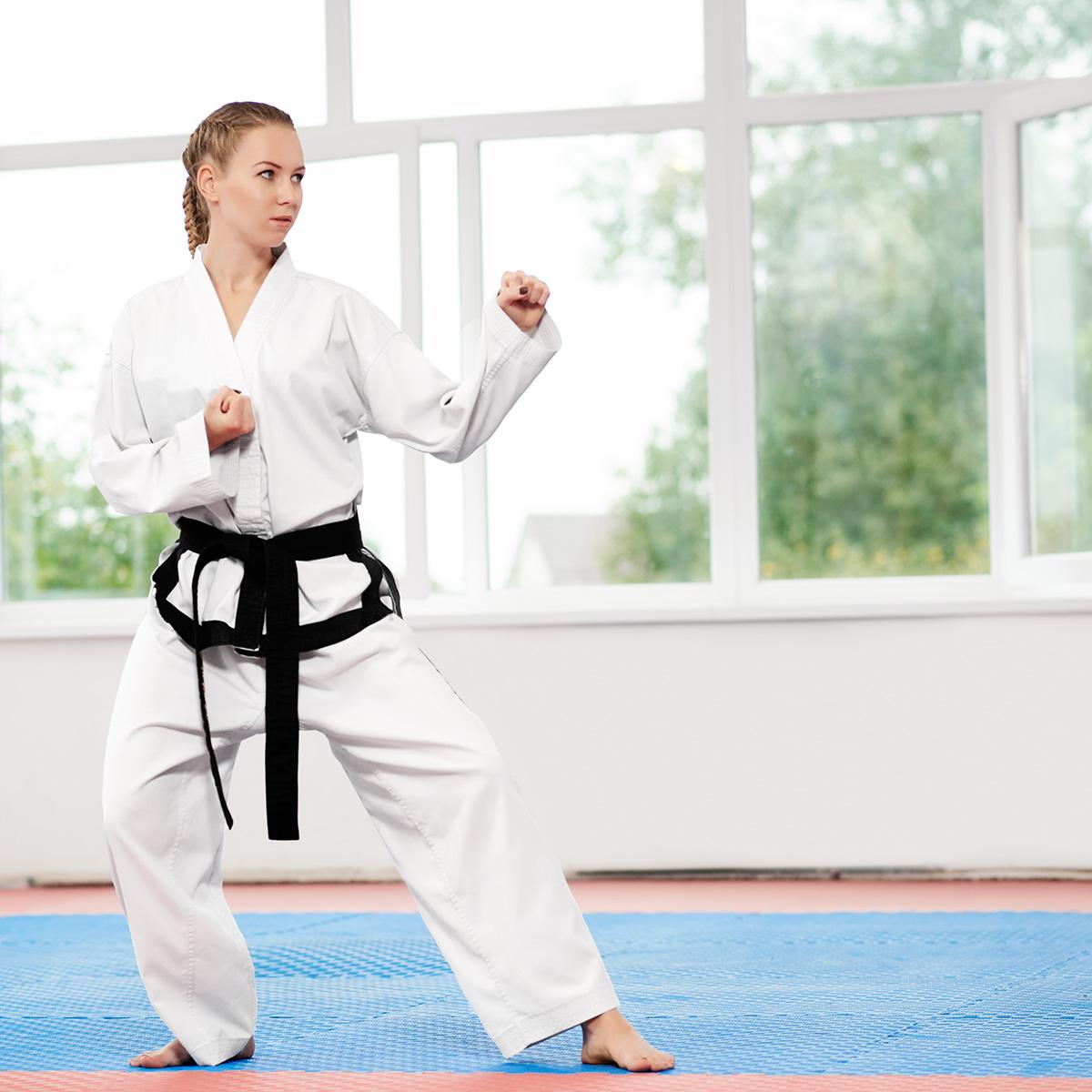 Formulario Karate